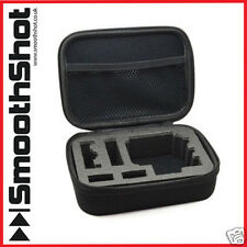COMPACT PROTECTIVE SHOCKPROOF TRAVEL CARRY CASE BAG FOR GOPRO HD HERO 2 3 3+ 4