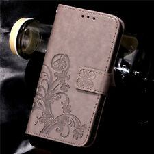 Magnetic Leather Wallet Flip Case Cove For Apple iPhone 5s 6s Plus Samsung Phone