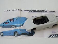 ALEZAN MODELS . 1/43 . DE TOMASO GUARA BARCHETTA . 1994 .