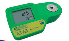 MILWAUKEE INSTRUMENTS MA882 Digital Refractometer for Wine and Grape