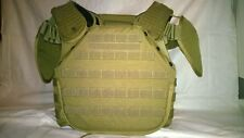 FLYYE Armour TACTICAL RANGE VEST ARMOUR COYOTE BROWN  РАЗМЕР: M