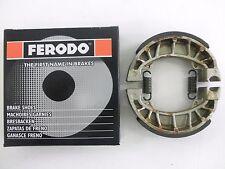 FERODO GANASCE FRENO POSTERIORE PER PIAGGIO ZIP 50 SP 1996 1997 1998 1999 2000