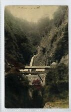 (Gs420-425) Nunobiki Waterfall, Kobe, JAPAN 1909 Used G-VG