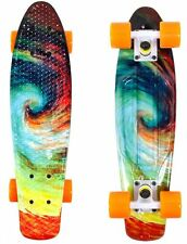 "Mayhem Cruiser Board 22"" Skateboard Twister Deck NEW"