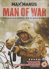 MAX MANUS - MAN OF WAR. They Stole His Country. Now He Wants It Back! (DVD 2009)