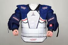 McKenney Ultra 9000 Pro lacrosse goalie chest protector XL new box indoor cat 3