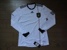 Germany 100% Original Player Issue Soccer Jersey M Still BNWT 2010/11 LS
