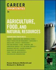 Career Opportunities in Agriculture, Food and Natural Resources-ExLibrary