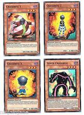 Yugioh SUPER CRASHBUG + Lote CRASHBUG X Y y Z RARA 4 cartas NM Español Yu-Gi-Oh