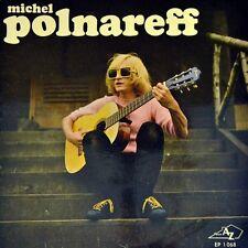 """7"""" MICHEL POLNAREFF Sous quelle etoile suis-je né? 45rpm disc'AZ EP France 1966"""