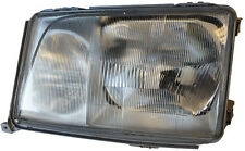 Mercedes Benz E Class W124 European Headlight Complete Pair 1994,1995 1248209359