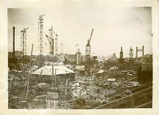 """""""La FOIRE de PARIS (Mai 1931)"""" Photo originale G. DEVRED (Agce ROL)"""