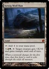 Foil KESSIG WOLF RUN From the Vault: Twenty MTG Land Rare