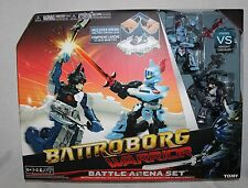 Battroborg warrier arena Viking Vs Knight NEW!!!!!!!