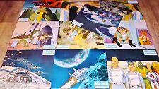 LA REVANCHE DES HUMANOIDES ! jeu 10 photos cinema lobby cards fantastique bd