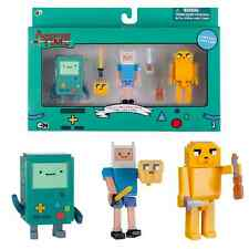 Adventure Time ~ 2 3/4-Inch Pixel Action Figure 3-Pack by Jazwares  2015