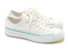 Converse X Union Chuck Taylor All Star 70's Ox White Green Men Size 10.5 Shoes