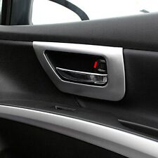 For Suzuki SX4 S-Cross Crossover 2014-2016 Car Inner Door Handle Cover Trim 8pcs