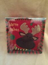 Gund - Christmas Wall Decoration With Moose - New