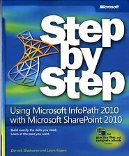 Using Microsoft InfoPath 2010 with Microsoft SharePoint 2010 Step by S-ExLibrary