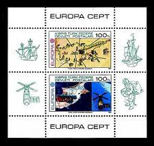 CYPRUS - CIPRO TURCA - BF - 1983 - Europa. Le grandi opere del genio umano