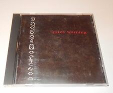 Inside Out by Fates Warning (CD, 1994, Metal Blade/Priority Records) P2 53915