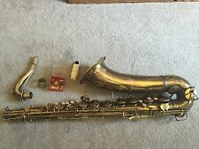 Vintage 1935 Conn 10M Naked Lady Saxophone Fully Refurbished!!