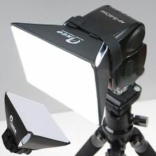 Mini Flash Diffuser Softbox for Nikon Canon Sony Olympus Nissin Metz Camera UK