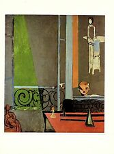 "1973 Vintage MATISSE ""THE PIANO LESSON"" LOVELY COLOR Art Print offset Lithograph"