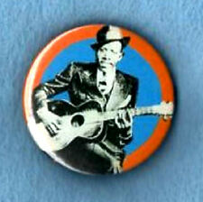 ROBERT JOHNSON  BADGE.  Blues, Jazz.