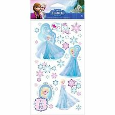 EK SUCCESS Jolee's Disney ELSA & SNOWFLAKES Flat Stickers FROZEN