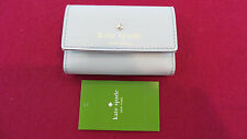 KATE SPADE NWT Mikas Pond Holly Card CaseWallet Light Smoke WLRU1552 $58