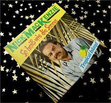 NICK MACKENZIE - So heiß wie die Sonne * 1981 COVERVERSION * TOP SINGLE (M-:))