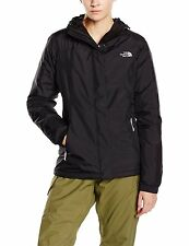 The North Face Resolve DOWN  Jacket Waterproof Coat Womens 14-16 Black Large