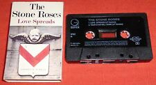 THE STONE ROSES - UK CASSETTE TAPE SINGLE - LOVE SPREADS