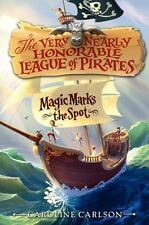 Magic Marks the Spot Very Nearly Honorable League of Pirates