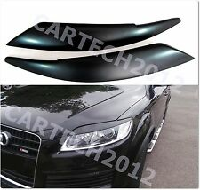 Audi Q7 Eyebrows   ABS PLASTIC, Spoiler, tuning