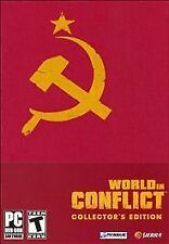 World In Conflict Collector's Edition PC MISSING PIECE OF BERLIN WALL
