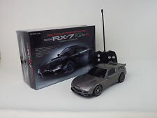 "MAZDA RX-7 SPIRIT R Type A  RADIO CONTROL CAR  Gun  22.5cm( 9"") Peanuts club NEW"