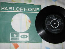 BEATLES I WANT TO HOLD YOUR HAND SINGLE VINYL UK PRESS