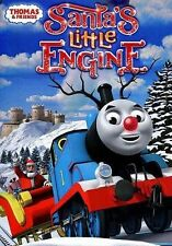 THOMAS & FRIENDS: SANTA'S LITTLE ENGINE DVD New/1st class shipping