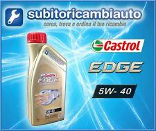 OLIO MOTORE CASTROL EDGE FST 5W40 1L T.DIESEL TITANIUM