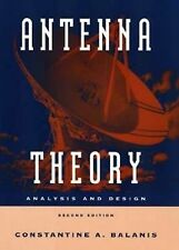 Antenna Theory : Analysis and Design by Constantine A. Balanis (1996, Hardcover)