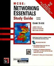 MCSE: Networking Essentials Study Guide (2nd Edition/Cd Rom) by Chellis, James,