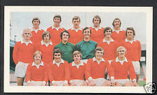 Daily Mirror 1971 Star Soccer Sides Mirrorcard - No 24 - Blackpool