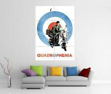QUADROPHENIA THE WHO LAMBRETTA VESPA GIANT WALL ART PHOTO PRINT POSTER