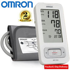 Omron MIT-Elite Fully Automatic Digital Upper Arm Blood Pressure Monitor & Cuff