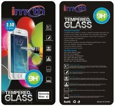 Genuine Tempered Glass Film Screen Protector - Motorola Moto G XT1032 & Package