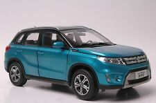 Suzuki Vitara car model in scale 1:18 blue
