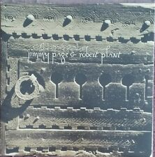 "Jimmy Page & Robert Plant 7"" Gallows Pole Led Zeppelin"